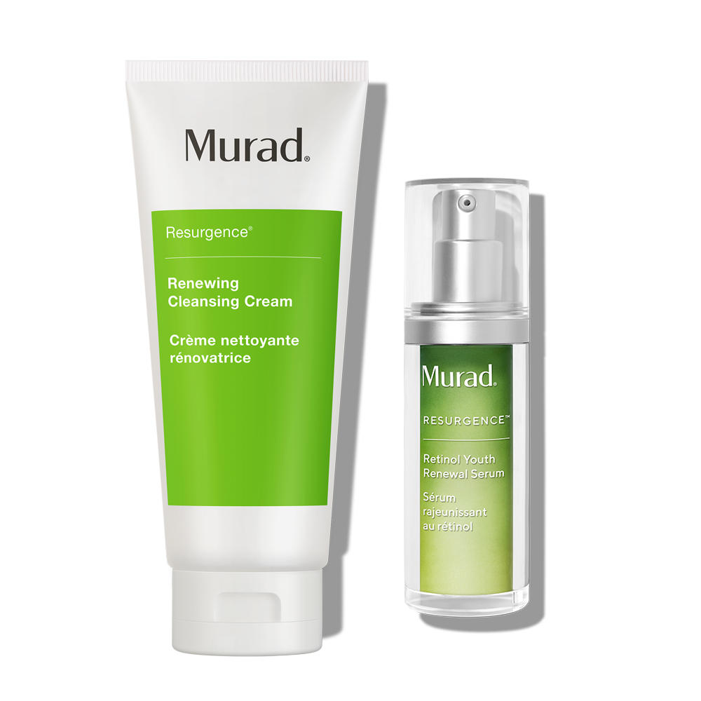 Murad Renewing Duo - 2-Piece Set - Renewing Essentials In One Value Set