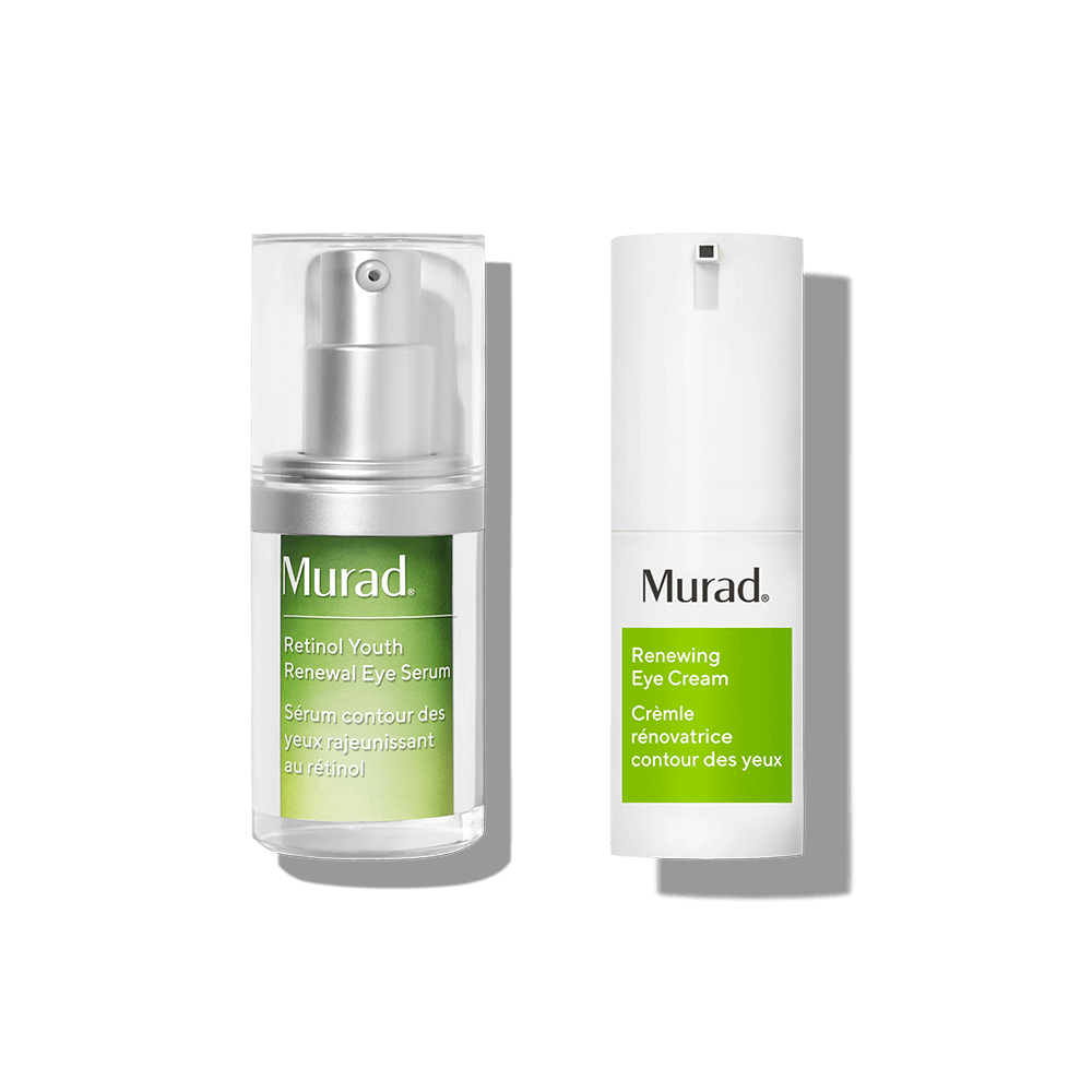 Murad Eye Rx Duo - 2-Piece Set - Brightens For More Youthful-Looking Eyes
