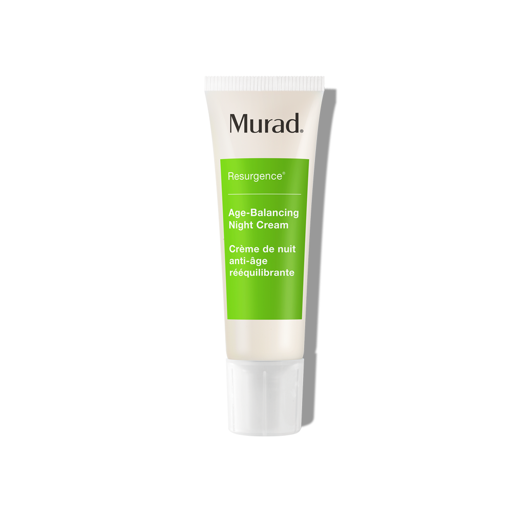 Murad Age-Balancing Night Cream - 1.7 Fl. Oz. - Resurgence Night Cream That Provides Overnight Hydration