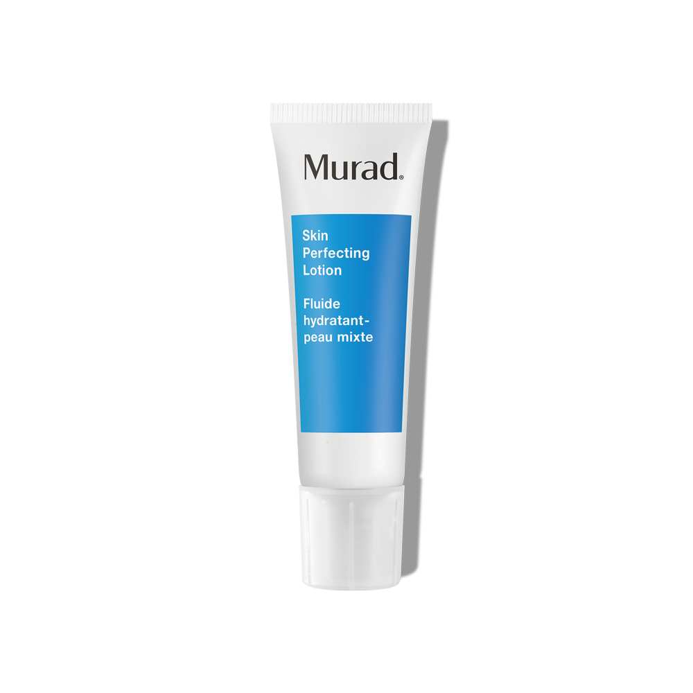 Murad Skin Perfecting Lotion - 1.7 Fl. Oz. - Acne & Body Lotion That Delivers Oil-Free Hydration