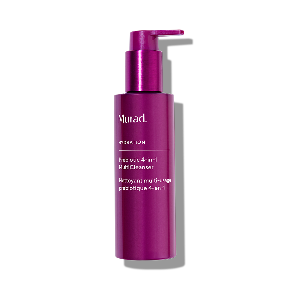 Murad Prebiotic 4-in-1 MultiCleanser - 5.0 oz. - Hydrating Cleanser That Removes Impurities