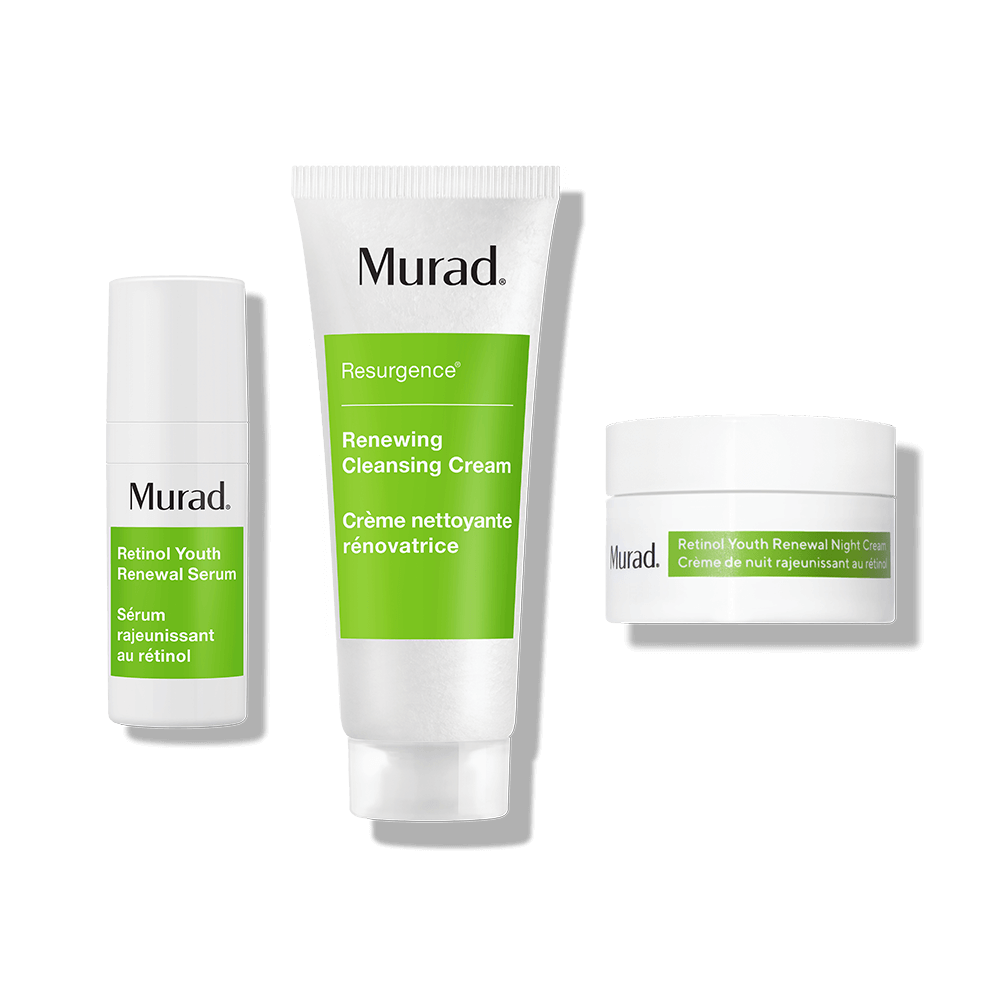 Murad Active Renewal Regimen 30-Day Kit - 5-Piece Set
