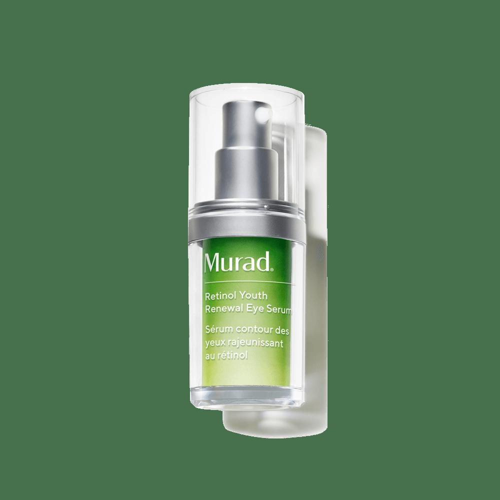 Murad Retinol Youth Renewal Eye Serum - 0.5 Fl. Oz. - Improves The Look Of Wrinkles On Eyes & Lids