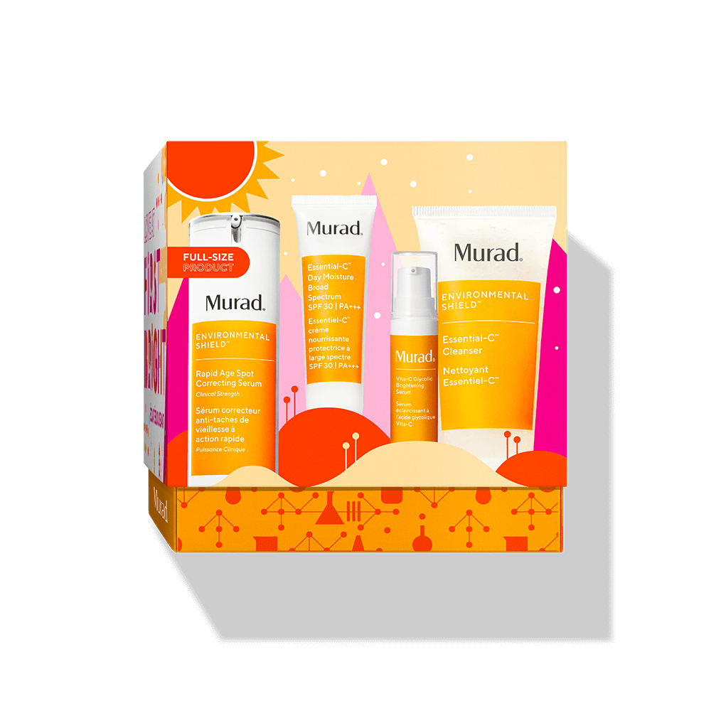 Murad Love At First Bright Limited Edition Holiday Set - 4-Piece Set
