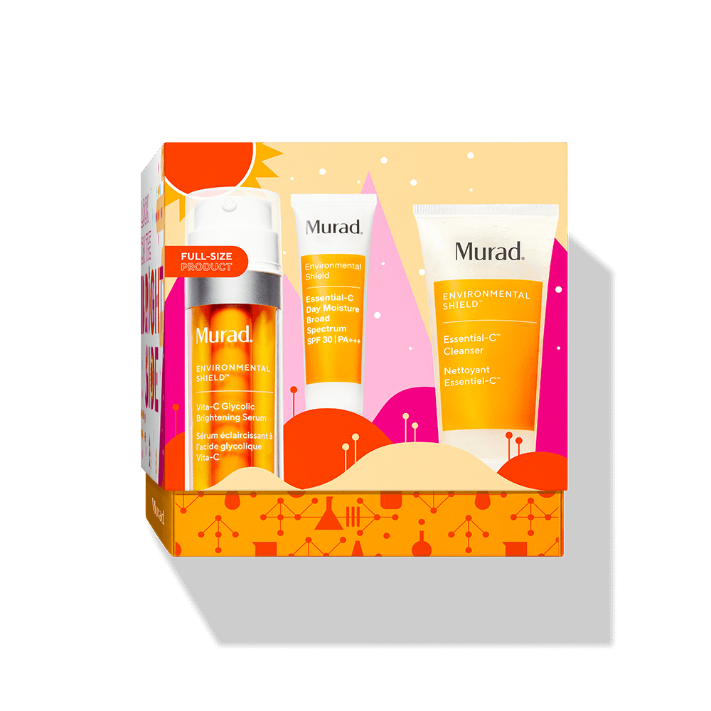 Murad Look On The Bright Side Limited Edition Holiday Set - 3-Piece Set