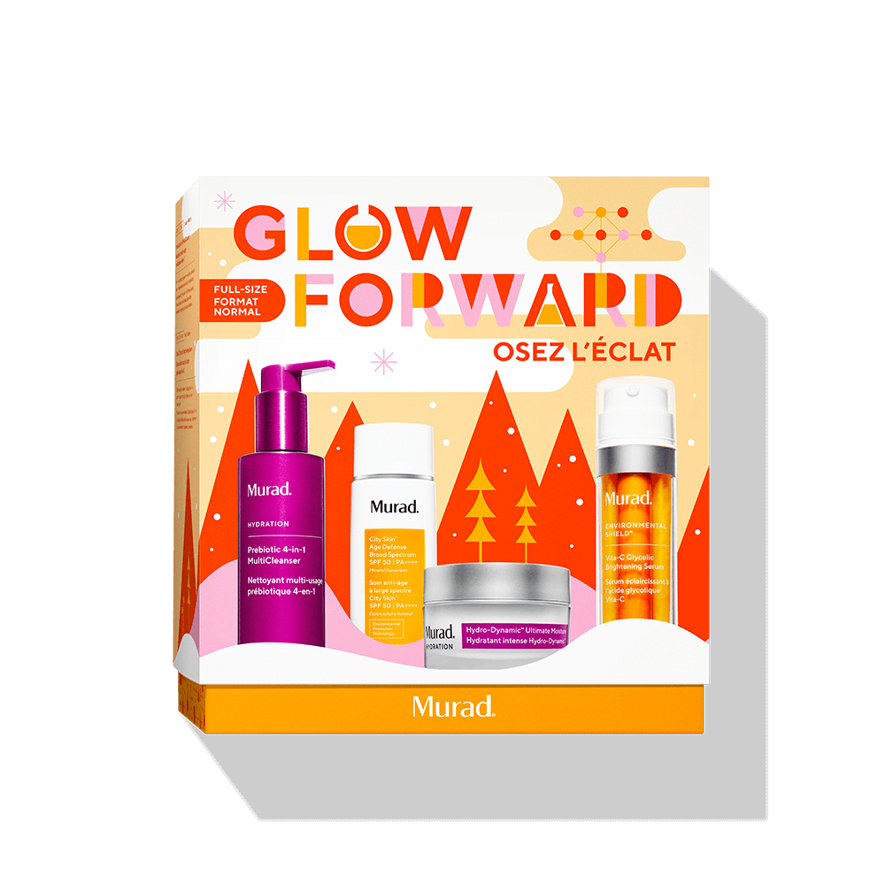 Murad Glow Forward Limited Edition Holiday Set - 4-Piece Set