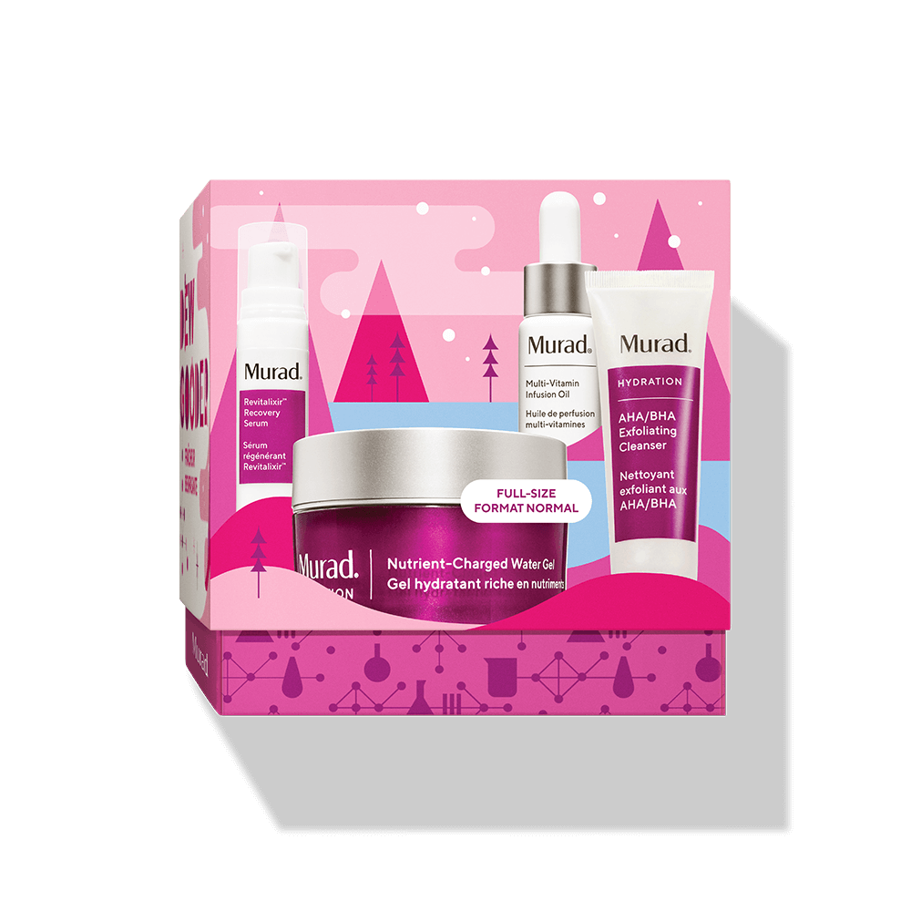 Murad Dew Gooder Limited Edition Holiday Set - 4-Piece Set
