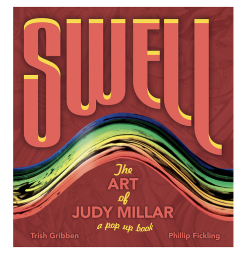 Swell - The art of Judy Millar