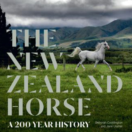 A magnificent tribute to the New Zealand horse, documenting its pivotal role in the development of the early colony, in farming, transport, war, sport and in our affections. Writer Deborah Coddington and photographer Jane Ussher capture the strength, beauty and mystery of the horse across New Zealand, from bareback beach riders in the far north and huntsmen in Hawkes Bay, to the Canterbury high country, the stud farms of the Waikato and the pony clubs of the Wairarapa. Warmly and expertly written, and including a range of historical images, this magnificent book is brought to startling life by the astounding photographs of Jane Ussher.