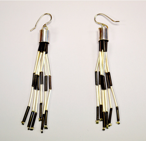 AB Piupiu hook earrings