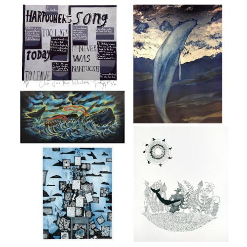 Whale Prints