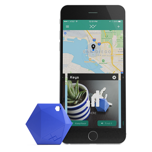 XY4+ integrates with the XY Find It App to keep track of all your XY Finders.  Simply download the app and sync your XY4+. The App is available on the Apple App Store for those using iOS and the Google Play Store for Android users.