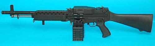 G&P U.S NAVY MK23 MG Stoner AEG