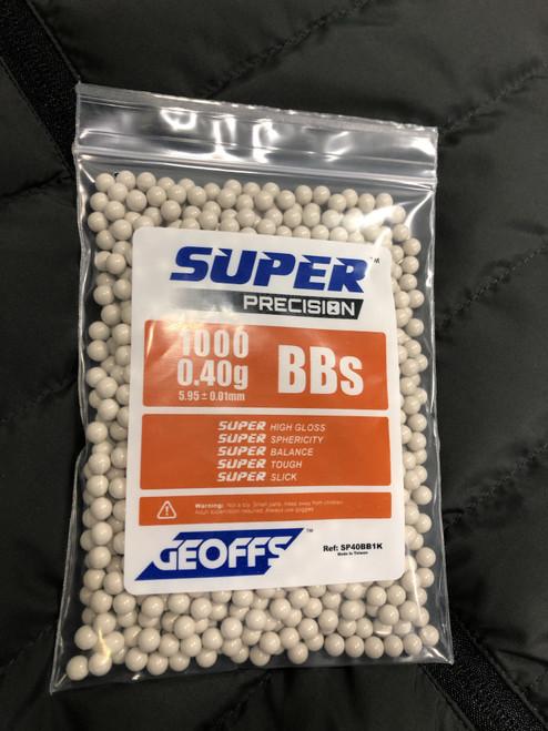 Geoffs Super Precision 0.40g BB's