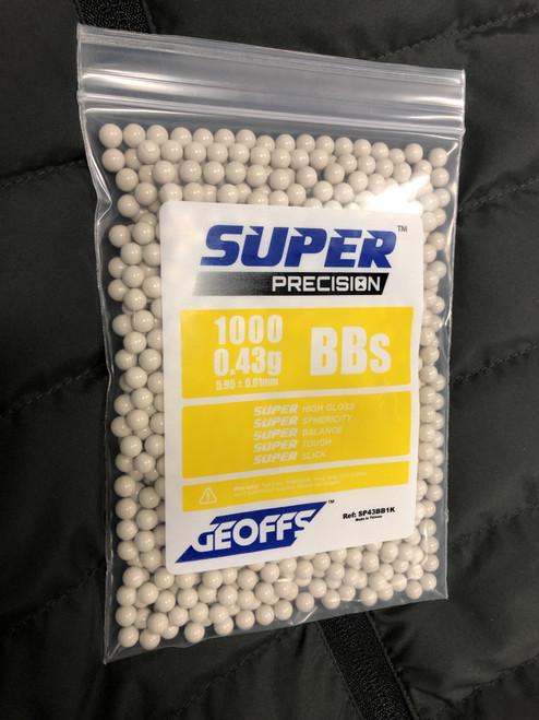 Geoffs Super Precision 0.43g BB's