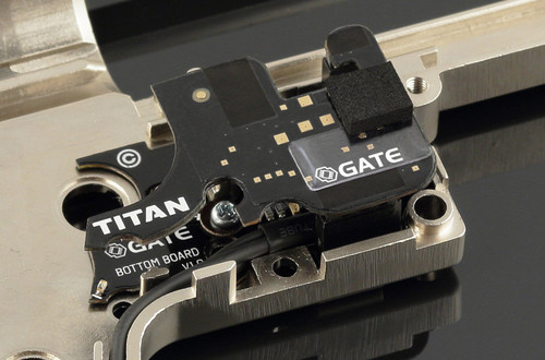 Gate Titan Advanced for Version 2 Front Wired