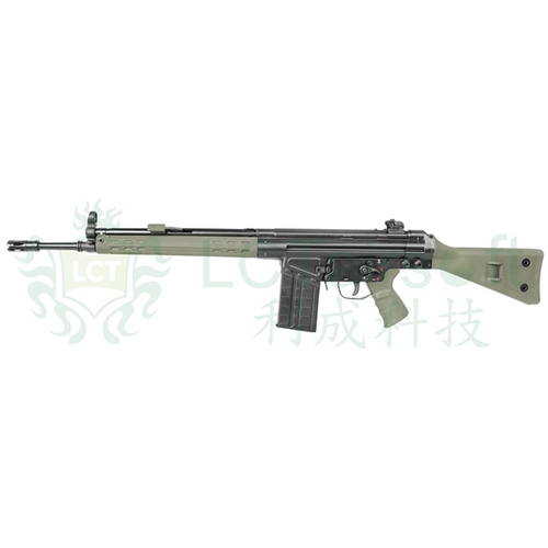 LCT LC-3A3 Olive Drab