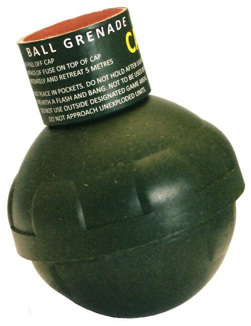 Ball Grenade