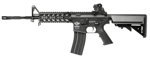 G&G CM16 Raider Long Black