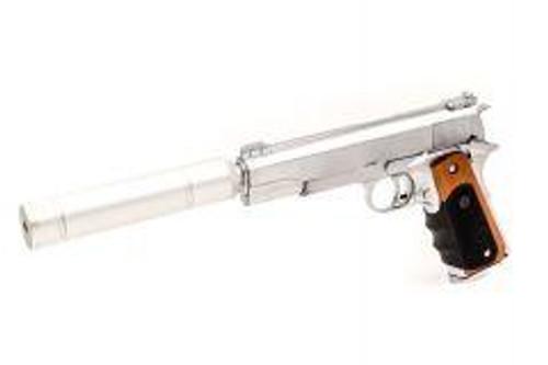 Vorsk Agency Arms VX9 Chrome