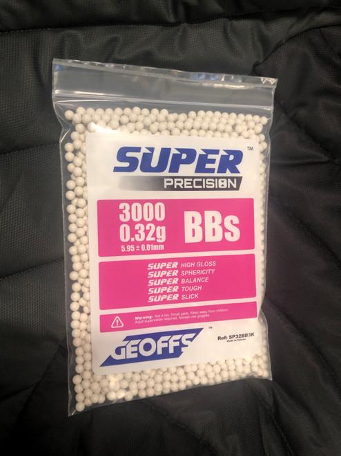 Geoffs Super Precision .32g BB's