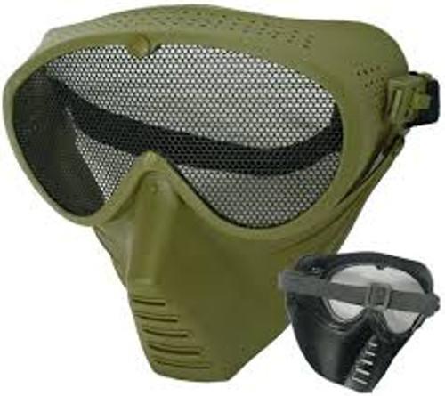 ACM Full Face Mesh Mask