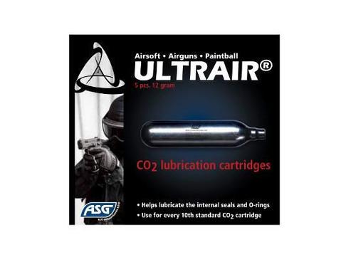 ASG Ultrair Co2 Lubricant Cartridge