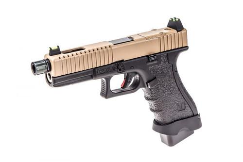 Vorsk EU17 Pistol Tan/Black