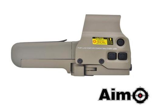 Element AIM-O 558 Scope Red/Green Dot Scope Tan