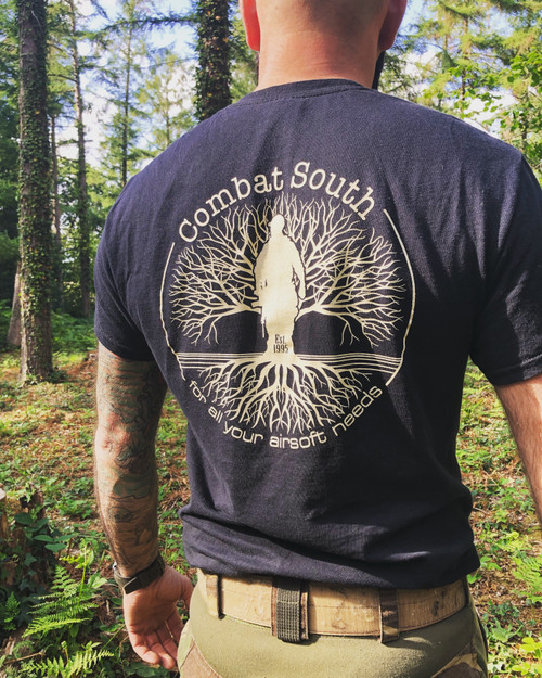 Combat South T-shirt