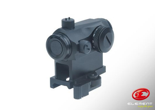 Element AIM O T1 Red/Green Dot With QD Mount