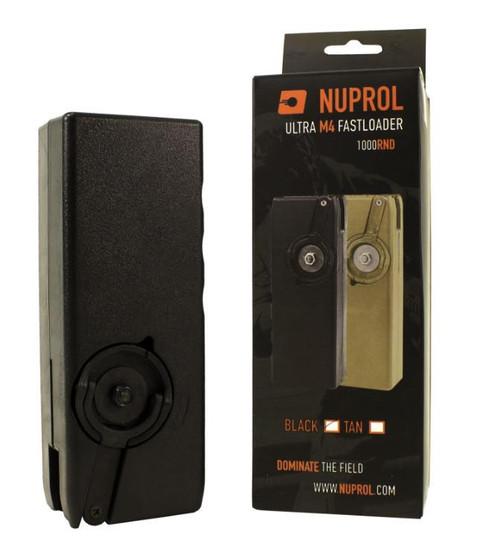 Nuprol Fastloader Black