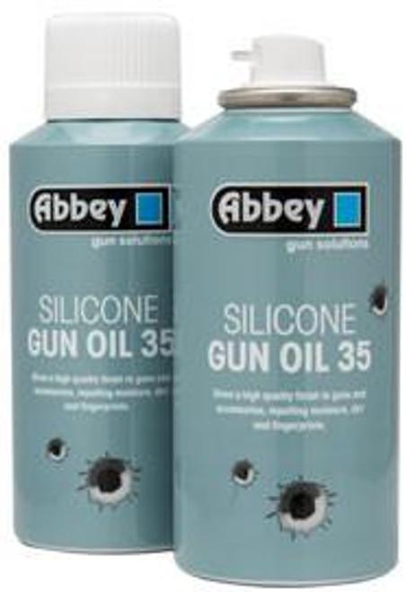 Abbey Silicone Gun Oil 35 Aerosol