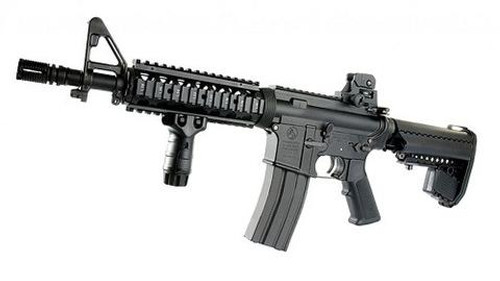Marui CQB-R Recoil Black  - With Optional Upgrades Available
