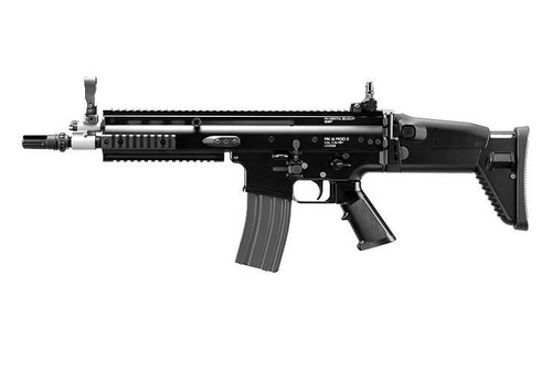 Marui Scar CQC Recoil Black - With Optional Upgrades Available