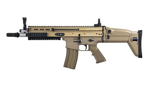 Marui Scar CQC Recoil Dark Earth - With Optional Upgrades Available