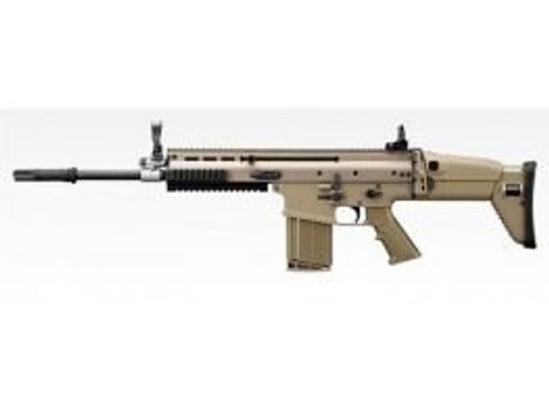 Marui Scar H Recoil Dark Earth - With Optional Upgrades Available
