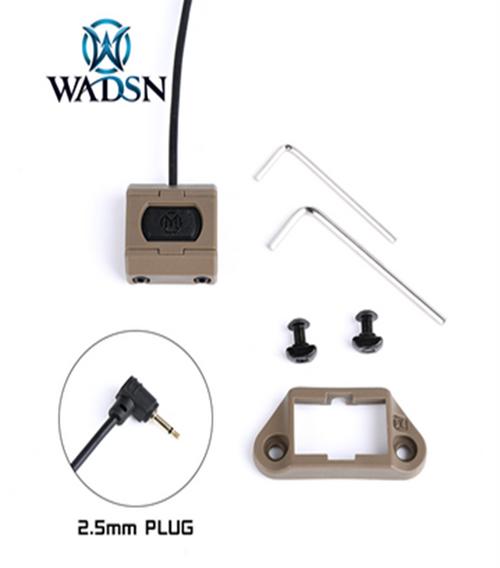 WADSN Modlite ModButton 2.5mm Tan