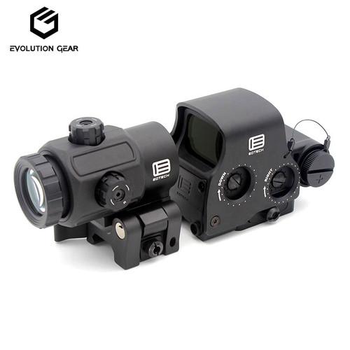 Evolution Gear G43 & XPS3 Black Set
