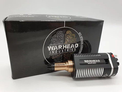 Warhead Industries Long Shaft Standard Speed Brushless Motor