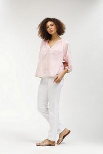 Marcia Top- Amelia Petal Pink