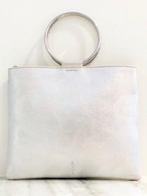 Thacker Le Pouch- Vintage Silver