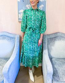 Maxima Dress- Petra Green
