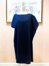 Eva Dress- Navy