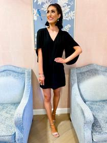 Meredith Dress- Black