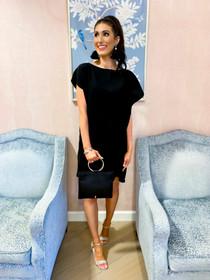 Eva Dress- Black