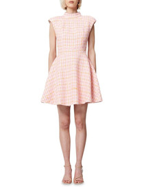Featherwood Dress- Multi