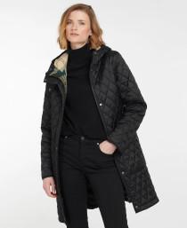 Dornoch Quilted Jacket- Black