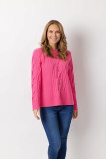 Azalea Long Sleeve Sweater- Azalea