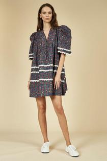 Jenkins Dress- Vintage Patchwork